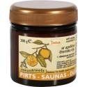 Sauna and shower honey with orange essential oil 200g