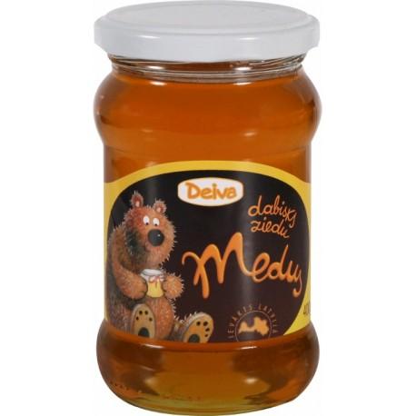 Dabisks ziedu medus 400g