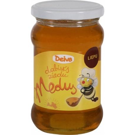 Liepu ziedu medus 400g