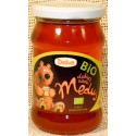 Organic blossom honey 400g