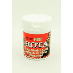 Rota Beeswax ointment with sea buckthorn oil, propolis and mumio extracts 30g