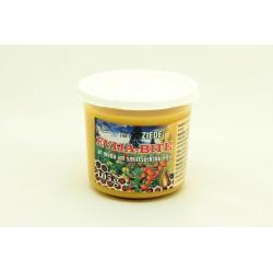"""Bišu vaska ziede """"Evija-Bite"""" ar medu un smiltsērkšķu eļļu 105g"""