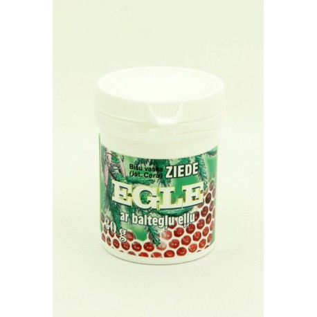 Egle Beeswax ointment with silver fir oil 30g