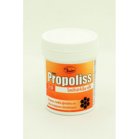 Propolis in buckthorn oil 30g