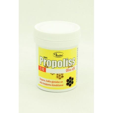 Propolis in olive oil 30g