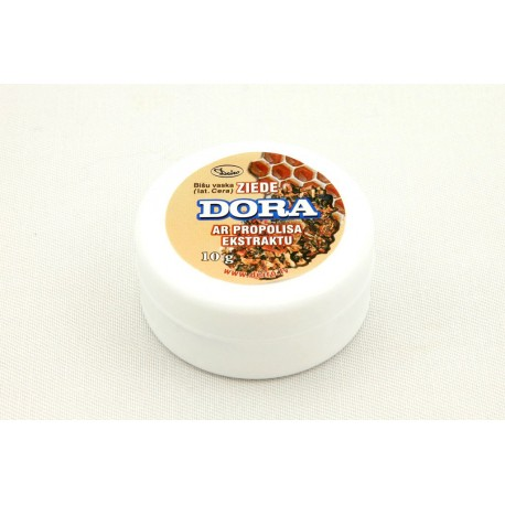 Dora Beeswax ointment with propolis extract 10g