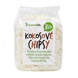 Kokosriekstu čipsi BIO, 150g