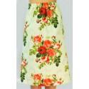 Sauna skirts (flower pattern)
