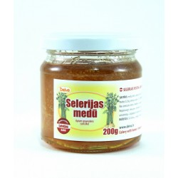 Honey with celery root 200g
