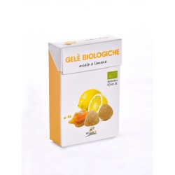 Propolis gumdrops with citrus and honey BIO, 30g