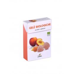 Propolisa želejkonfektes ar medu un persiku garšu BIO, 30g