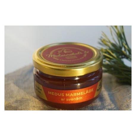 Medus marmelāde ar avenēm 130g