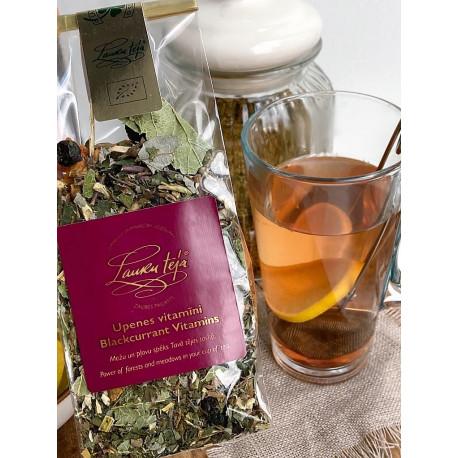 """Tēja """"UPENES VITAMĪNI"""" ar ogām un āboliem50g"""