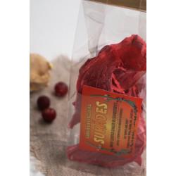 Sarkanās ingvera sukādes 50g